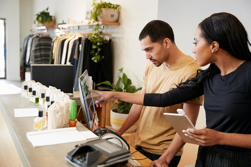 Microsoft Solutions in Retail