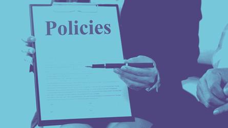 it-policy-checklist-blue-banner