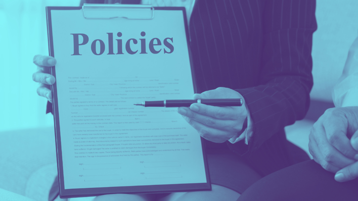 it-policy-checklist-blue-banner