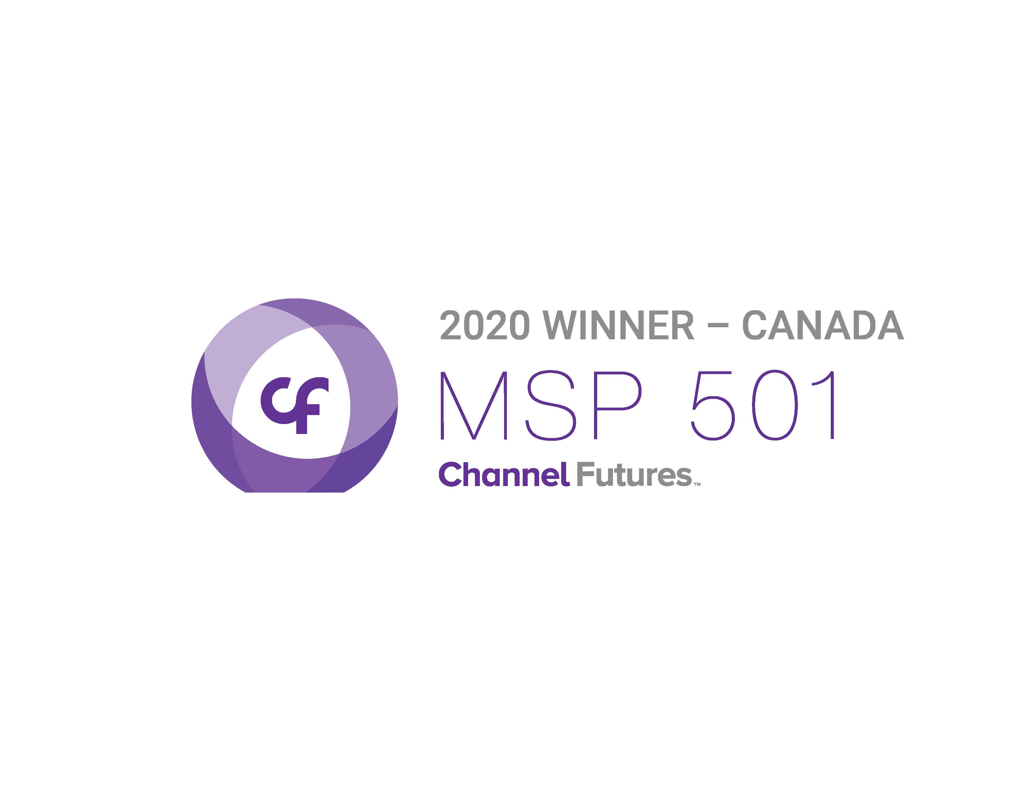 Canada-2020-MSP-501-Winner